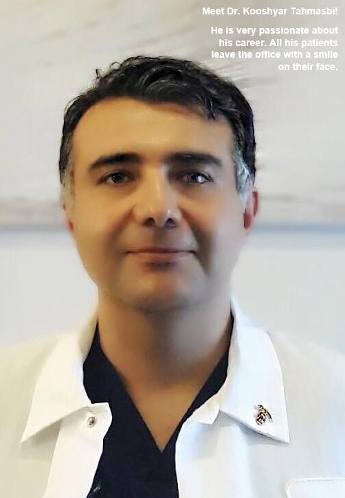 Dr. Kooshyar Tahmasbi